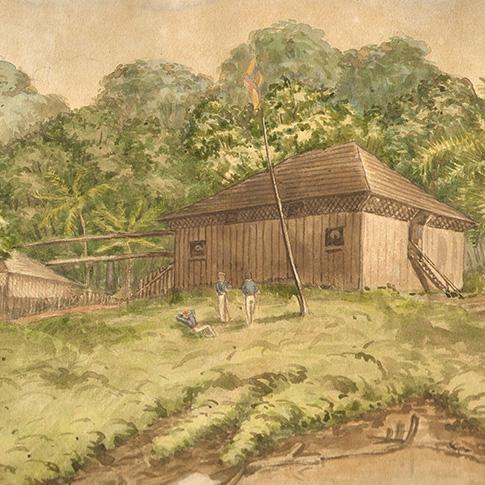 The history of sarawak where do
