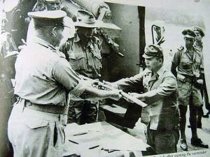 Sarawak is liberated by Australia's 9th Division
